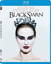 PELICULA BLURAY CISNE NEGRO (BLACK SWAN) EDICION UK CON AUDIO CASTELLANO NUEVA