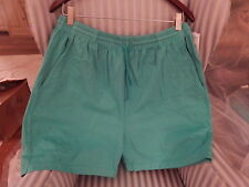 NWT!  FRESH PRODUCE 100% COTTON JERSEY SHORT IN PARSLEY (M)....SO COMFY