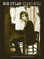 Bob Dylan Piano Solo Sheet Music Piano Solo Book NEW 014041902