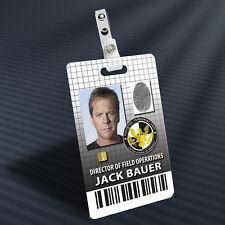24 - Jack Bauer Prop ID Badge