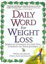 Daily Word for Weight Loss Zuck, Colleen, Meyer, Elaine Paperback