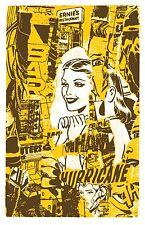collage print winston smith, no obey faile banksy street art pop contemporary