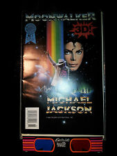 MICHAEL JACKSON COLLECTORS MOONWALKER COMIC Blackthorne #75 WITH 3-D GLASSES