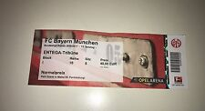 Sammler Ticket 1. FSV Mainz 05 - FC Bayern München 02.12.16 FCB