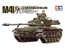Tamiya 35055 US Army M41 Walker Bulldog 1/35 Scale Plastic Model Kit
