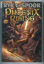 PHOENIX RISING Ryk E Spoor Fantasy Science Fiction