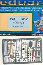 eduard A-7E Corsair II SJU-8 for Seatbelts Seat belts Edging kit 1:32 Trumpeter