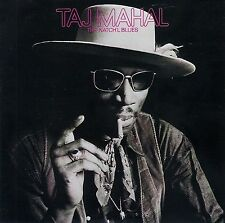 TAJ MAHAL : THE NATCH'L BLUES / CD - TOP-ZUSTAND