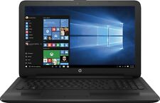 "HP 15.6"" TouchScreen Laptop HD Notebook Intel Core i3 -6GB 1TB Black Win 10 NEW"