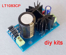 LT1083CP linear Adjustable voltage regulated HIFI DC POWER supply KIT