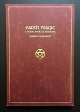 Earth Magic: A Dianic Book of Shadows by Marion Weinstein ~ NEW