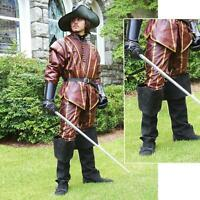 Swordsmans Leather Trousers. Perfect for Stage & Re-enactment Costume LARP