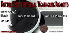 Weathered Black Doctor Ben's Scale Consortium Weathering Pigment-2oz Nn3/Nn30