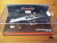 1/43 McLAREN 1998 MP4/13 MERCEDES DAVID COULTHARD