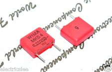 10pcs - WIMA MKS4 0.22uF (0.22µF 220nF) 250V 5% pich:10mm Polyester Capacitor