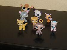 LPs Littlest Pet Shop - 8 verschiediene figuras, abeja, Perros Gatos mono, etc.