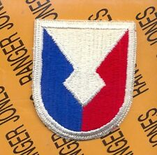 USA Airborne Electronics & Special Warfare Board USAAESWBD beret flash patch c/e
