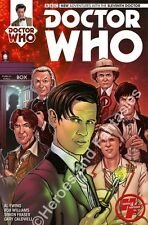 Dr. Who #1 the 11th Doctor - Heroes & Fantasies Comic Store Exclusive Variant