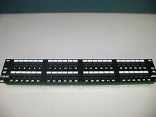 CATEGORY 5 PATCH PANEL 48 SLOTS ( CAT5E )