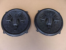 05-09 C6 Corvette Bose Door Speakers Pair 15295310 U65 7 Speaker Audio System
