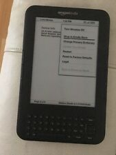 """Kindle E-Reader 6"""" WiFi with keyboard D000901"""