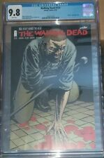 The Walking Dead #153 CGC 9.8 (Death of Brandon Rose)