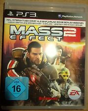 Mass Effect 2 Playstation 3 PS3 Video-Spiel Bluray Disc EA BioWare