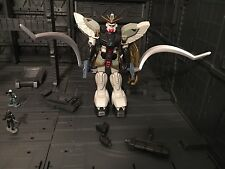 Bandai  Gundam Sandrock Gold Variant Action Figure MSIA Lot