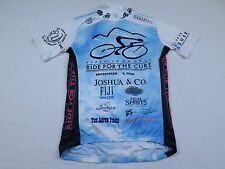 Mens Primal Wear 2006 Ride For The Cure Cancer MTB Bike Race Cycling Jersey Sz S