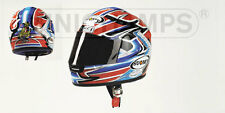 Helmet suomy troy bayliss 2001 1:2 replica 326011221 Minichamps