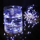 2M Christmas Garden Party String Fairy Lights Battery Operated 20 LED White