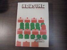 Housing: An Enviroment For Living 1978 HB