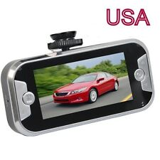 "Wide Angle Lens 230 Degree 2.7"" LCD  Full HD 1080P CAR DVR Camera"