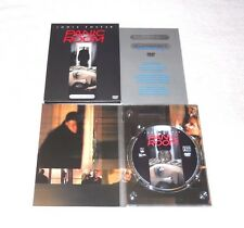 Jodie Foster PANIC ROOM Superbit Issue EXCELLENT CONDITION Forest Whitaker W/S