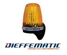 LAMPEGGIANTE LAMPEGGIATORE 230V 220V CANCELLO AUTOMATICO CON SUPPORTO DA PARETE