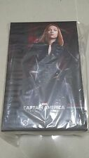 Hot Toys MMS 239 Captain America 2 Black Widow Scarlett Johansson Figure NEW