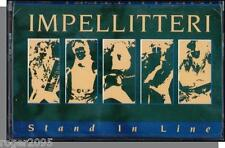 Impellitteri - Stand in Line - New 1988 Hard Rock/Heavy Metal Cassette Tape!