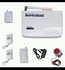 Antifurto allarme CASA CON COMBINATORE GSM SCHEDA SIM WIFI WI FI WIRELESS ������