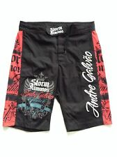 NEW STORM KIMONOS MEN SHORTS SIZE SMAL BLACK AND RED COLOR SXS