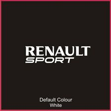 Renaultsport Clio Steering Wheel Decal, New Style Sticker, 172, 182, N2057