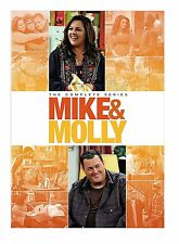 NEW SEALED MIKE AND MOLLY BOX SET: THE COMPLETE SERIES SEASONS 1-6 DVD FREE SHIP