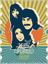 TONY ORLANDO & DAWN ~ THE ULTIMATE COLLECTION ~ 3 DVD SET
