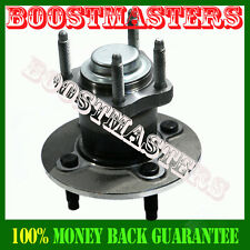 2005-2010 Chevrolet Cobalt 4 Stud Hub-Except ABS Rear Wheel Hub Bearing