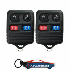 Replacement for Ford Focus - 2000 2001 2002 2003 2004 2005 2006 2007 Remote
