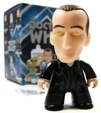 """Doctor Who Titans Fantastic Collection 9TH DOCTOR GLOWING EYES 3"""" Vinyl Figure"""