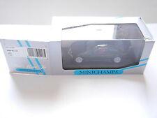 Bmw e36 m 3 GTR 1993 Street negro Noir Black, Minichamps #43023381 1:43 Boxed!