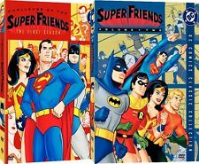 Challenge Of The Super Friends . Complete . Vol. 1 & 2 . (Season 3) . 4 DVD NEU