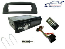 FIAT PUNTO 99-05. Car Stereo Head Unit Radio, Bluetooth USB MP3 SD, Fascia Kit