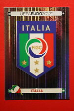 Panini EURO 2012 N. 311 ITALIA SCUDETTO  NEW With BLACK BACK TOPMINT!!