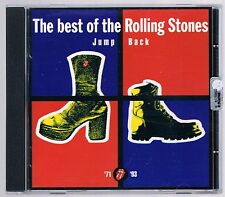 THE ROLLING STONES THE BEST OF JUMP BACK CD COME NUOVO!!!